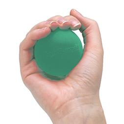 Thera-Band Hand Exerciser, Intermediate, Green 1 ea