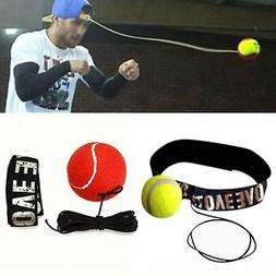 Hands-eyes Coordination Training Boxing Bag Punching Ball Ex