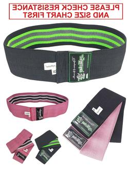 Resistance Bands Hip Exercise Circle Bands for Booty & Glute