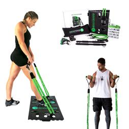 BodyBoss Home Gym 2.0 - Full Portable Gym + Extra Set of Res
