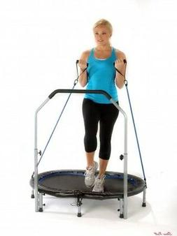 Home Gym Equipment Small Trampoline Set Fitness Accessories