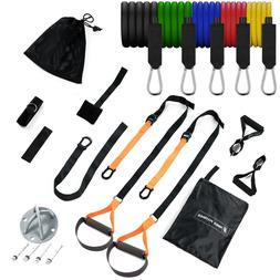 Home Suspension Training Kit Bodyweight Training Resistance