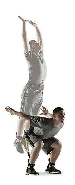 SKLZ Hopz Vertical Jump Trainer with Free SKLZ Carry Bag New
