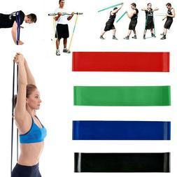 Indoor Outdoor Fitness Equipment Sport Training Workout Elas