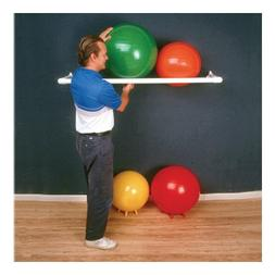 CanDo 30-1831 Inflatable Exercise Ball Accessory Pvc Wall Ra