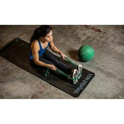 HumanX Jump and Stretch Rope, Green