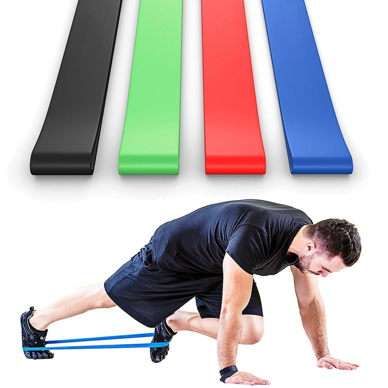 1 5lots light to heavy resistance bands
