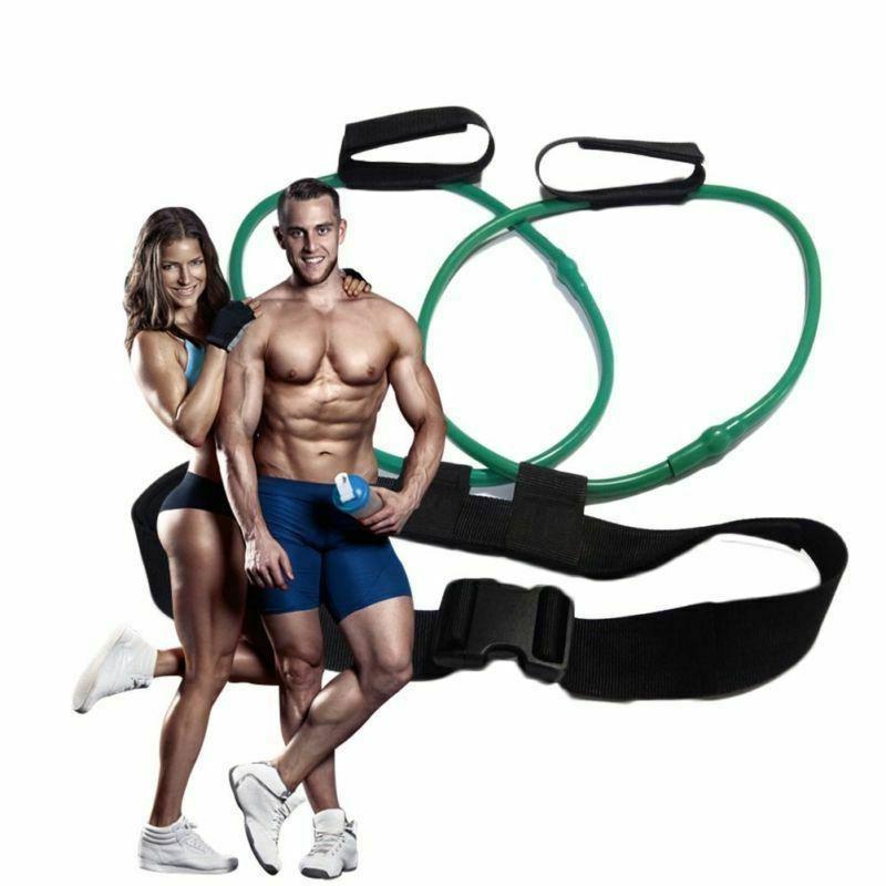 10-30Lbs Resistance Bands Exercise Leg + Butt Waist