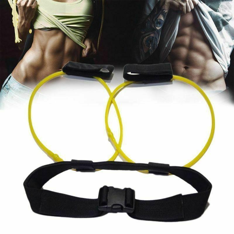 10-30Lbs Booty Resistance Bands Belt Leg + Muscle Waist