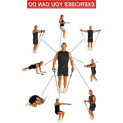 10 Resistance Set Carrying + 2 &
