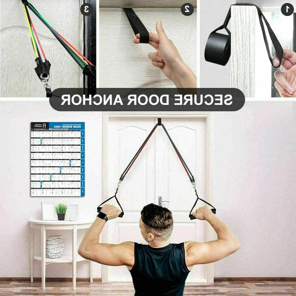 11Pcs Home Workout Crossfit Fitness