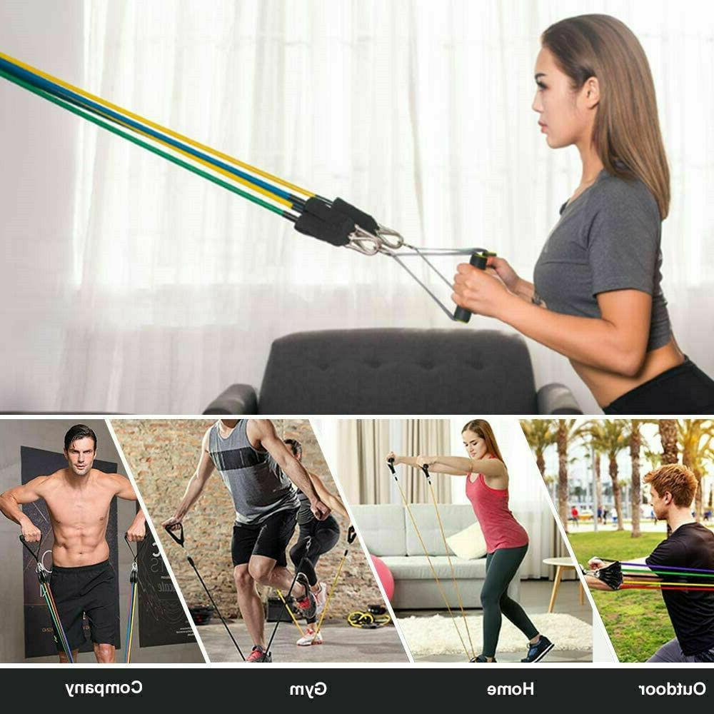11Pcs Workout Cross Fitness