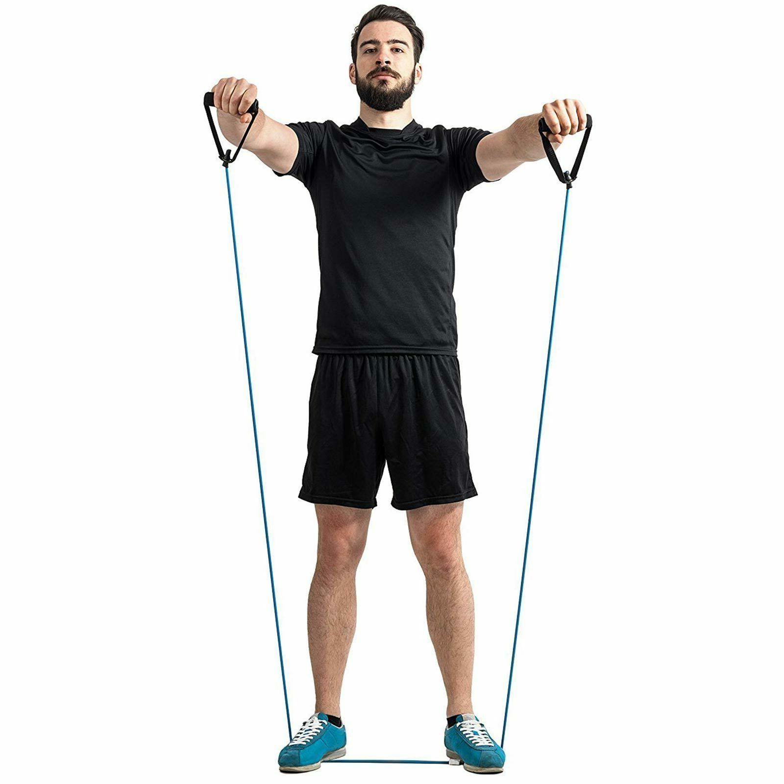11 Set Pilates Exercise Bands