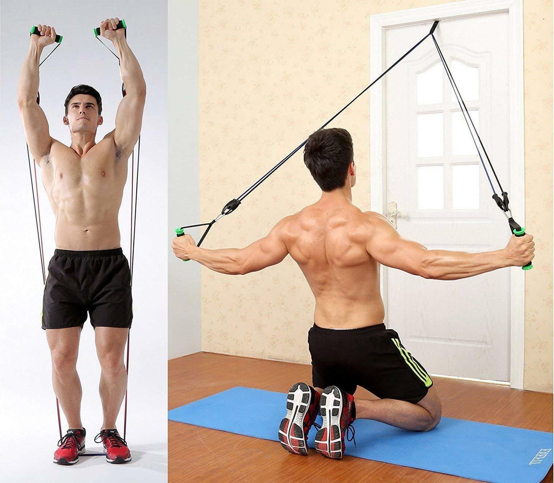 11 Yoga Tube Workout