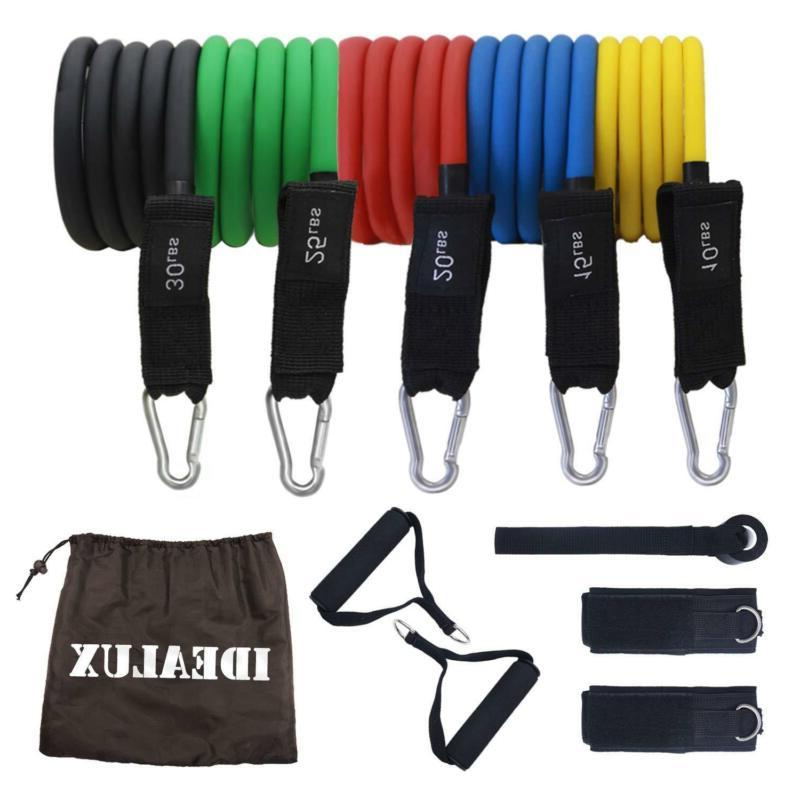 IDEALUX 11PC Set, Fitness with Door and