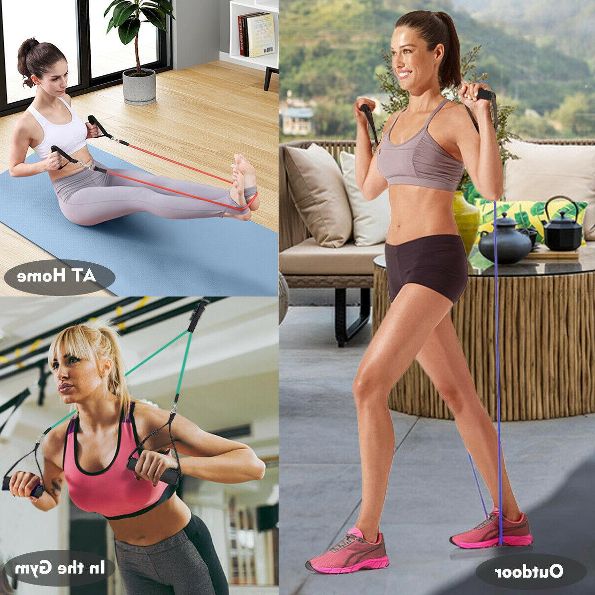 Yoga Pilates Band Resistance