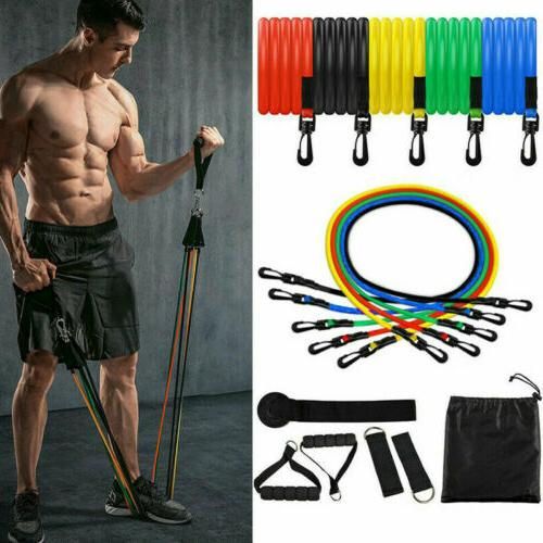 11PCS HOME GYM EXERCISE