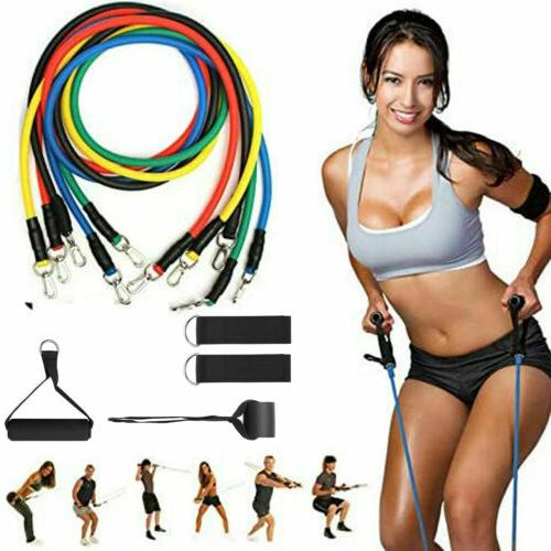 11PCS HOME EXERCISE FITNESS