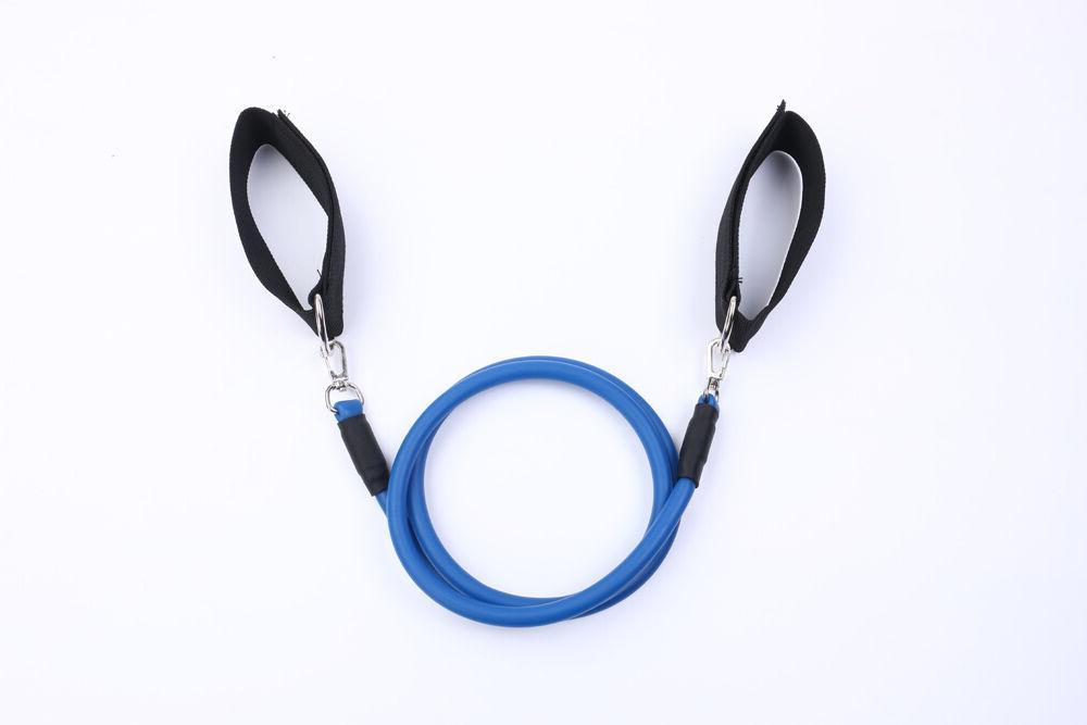 11Pcs Exercise Bands Pilates accessories men women