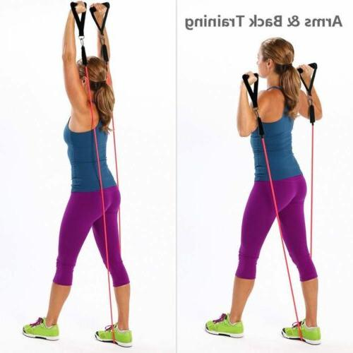 11x Fitness Training Rope Workout