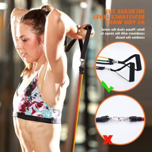 11x Fitness Equipment Rope