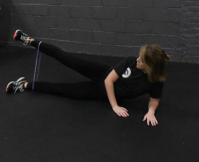 Serious Resistance Band Glute and Dynamic Warm Up