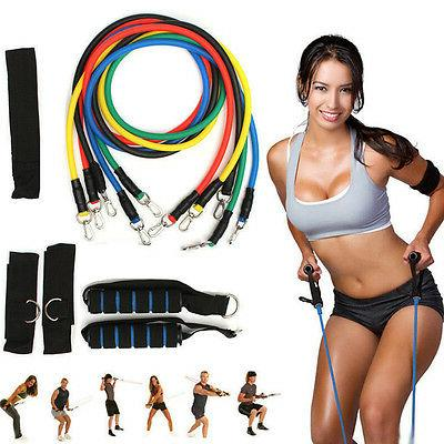 1x yoga resistance bands sport fitness equipment