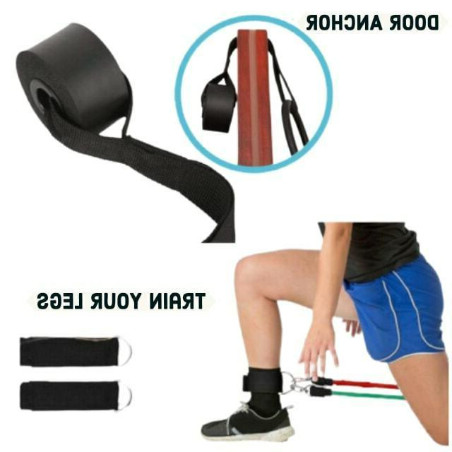 2020 Home Workout Resistance Bands - 11pcs Set 100LB Exercise FROM