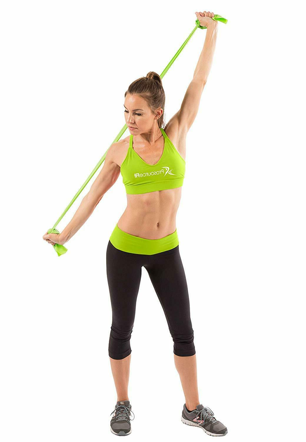 3Pc Yoga & Pilates Exercise with Anchor