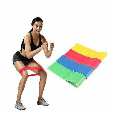 4 in 1 resistance loop exercise yoga