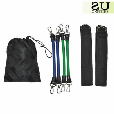 4Pcs Resistance Speed Agility Strength Ankle Fitness