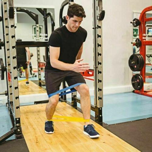 4x Loop Exercise Gym Stretch Yoga