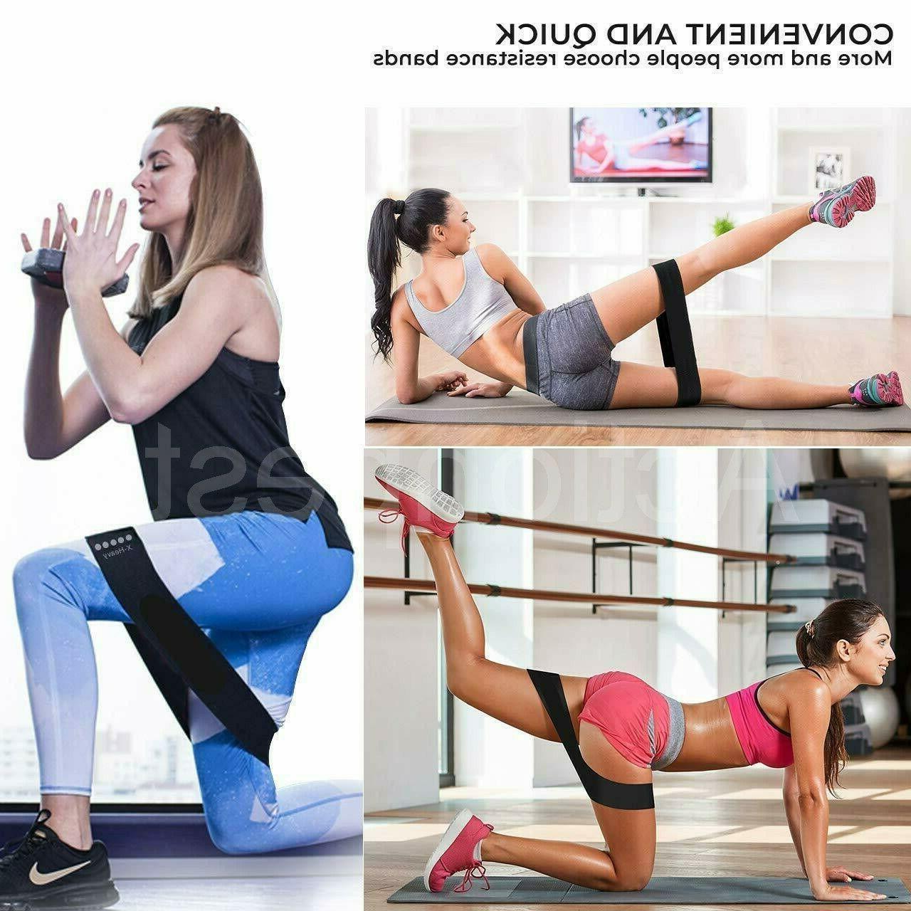 5 Pcs Loop TrainingBandas