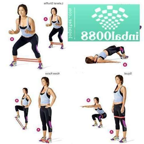 5 Exercise Band Training