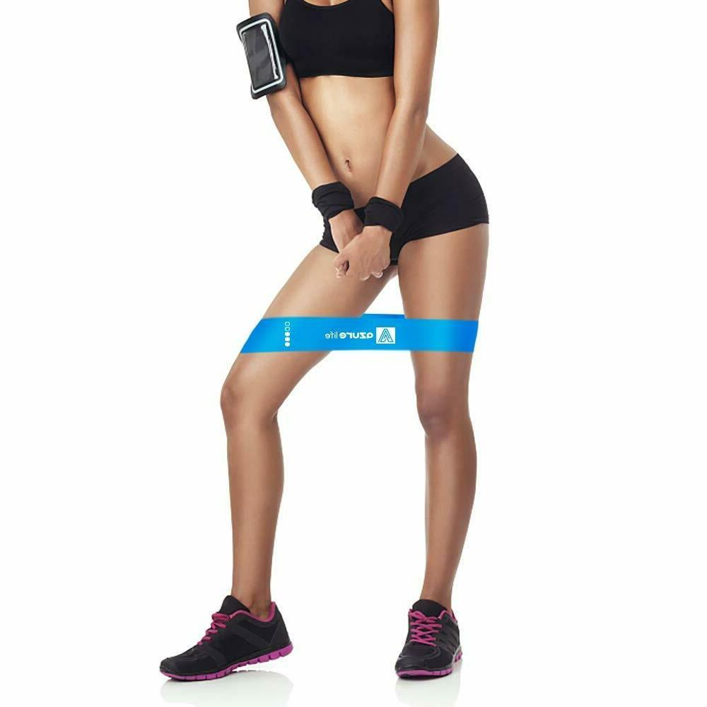 Workout Bands Set CrossFit Fitness Yoga Booty Leg