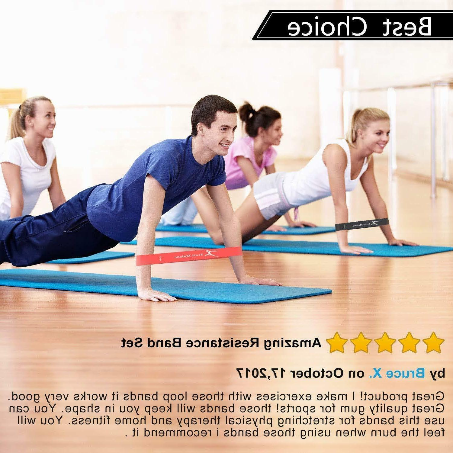 Bands Fitness Training Exercise Band