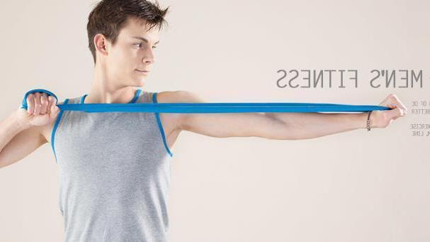 "5"" Bands Exercise Pilates GYM Workout"
