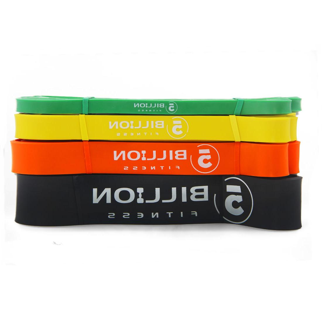 5BILLION Pull Bands for Body Stretching Powerlifting