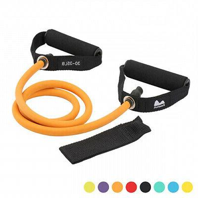 6 orange 30 35 lbs exercise band