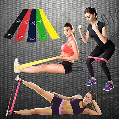 """80 Day - Resistance and Professional 7"""" Dual Core Foot Speed Rope"""