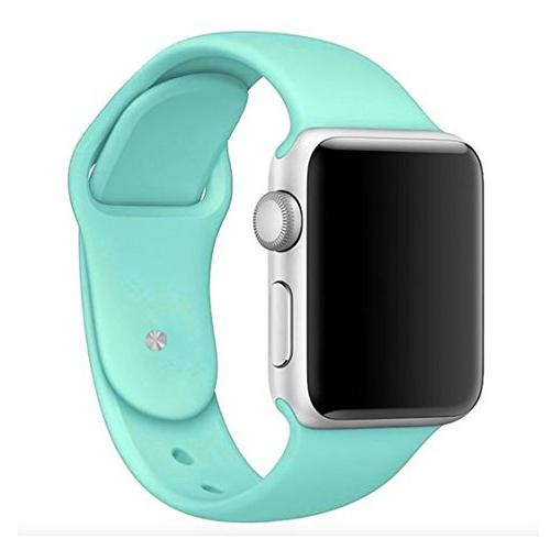 MadeforOnline Sport Band for Apple Watch : 42mm 38mm, Soft S