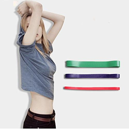 SET 3 HEAVY DUTY BAND LOOP POWER GYM YOGA