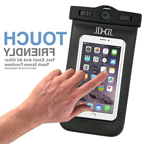 Universal Phone JDHDL Quality Compass, iPhone X/8 Plus/8/7/6S Plus, Samsung Galaxy MOTO up