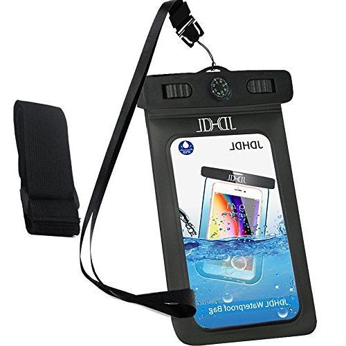 Universal Waterproof Phone Case, JDHDL Premium Quality Smart