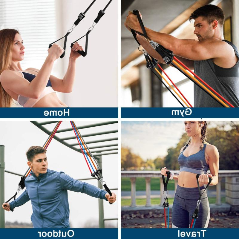 Exercise Bands Ankle Anch