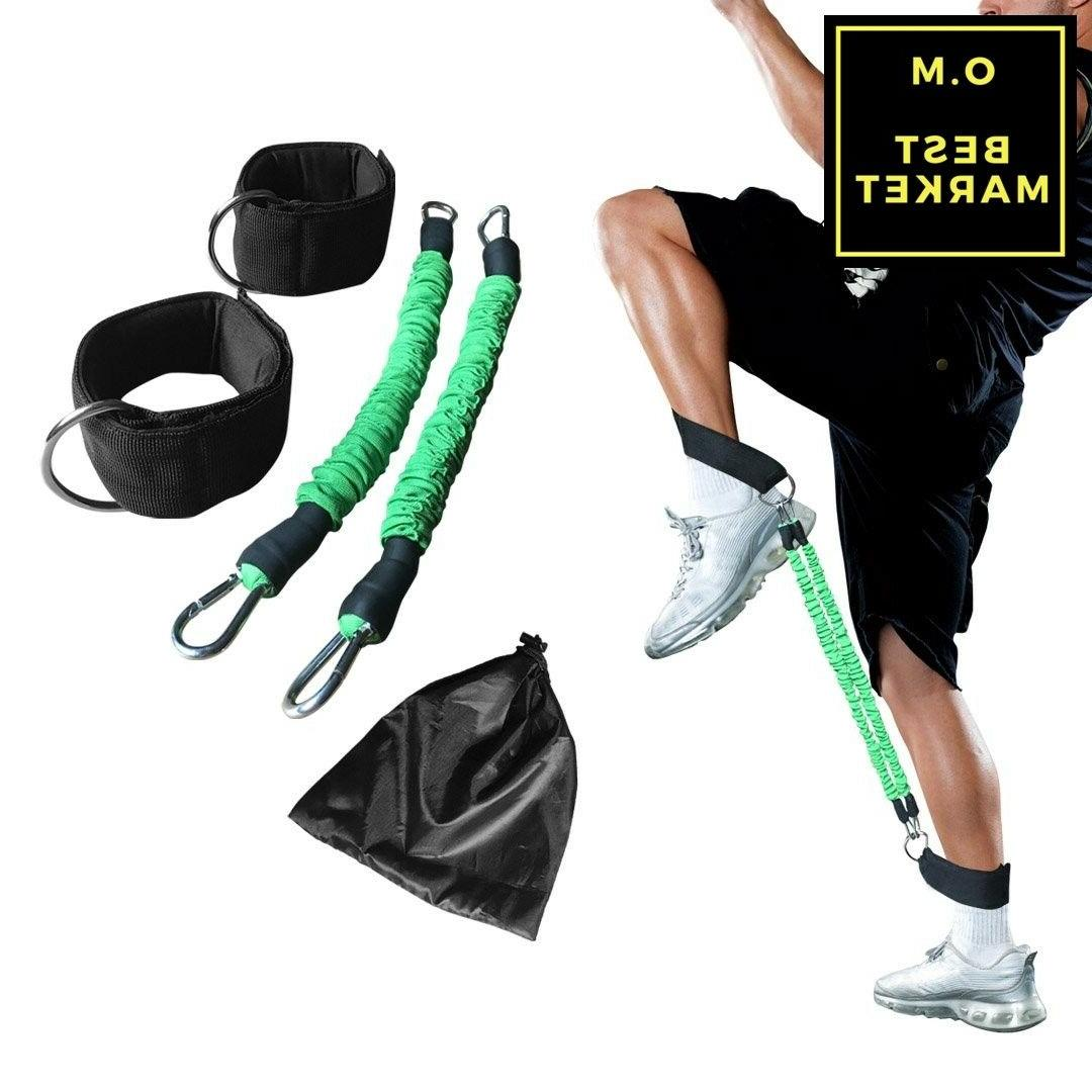 ankle resistance training speed agility