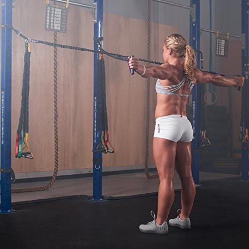 Crossover Symmetry Athletic Individual Package with Squat Rack