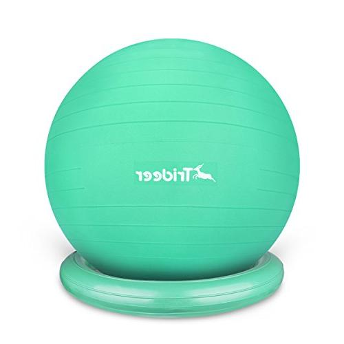 ball chair exercise stability yoga ball