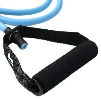 ) Band Single Resistance Exercise