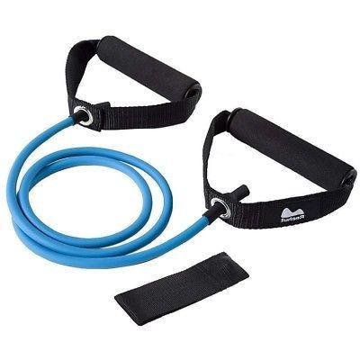 blue 4 6 lbs exercise band single